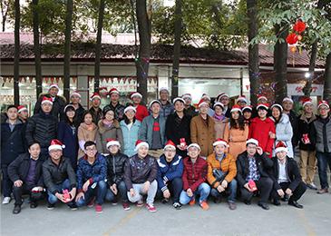 Fuhua group Christmas activities