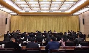 福华集团张华主席参加川商座谈会,并在会上发言
