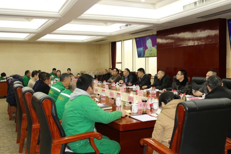 省工商联党组成员、副主席孙宁率队赴福华集团调研党建工作
